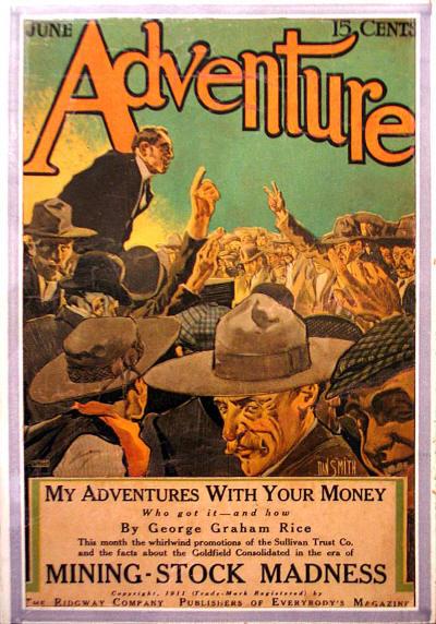 Adventure, June 1911